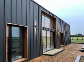 Casas modulares de Contenedores